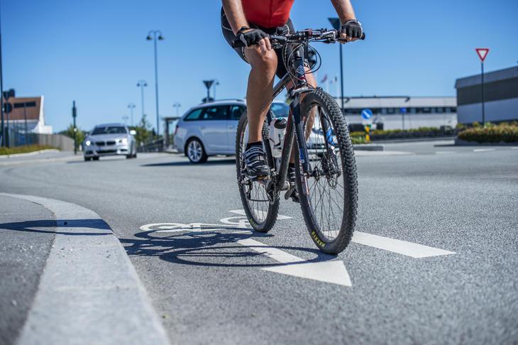 Sykkel i trafikken