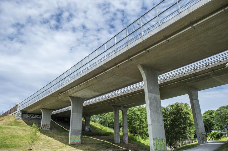 Veibro i betong